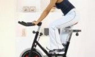 Велотренажер для схуднення: тренування