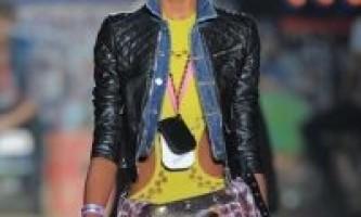 Верхній одяг 2012: від шкіряної куртки до чоловічого плаща