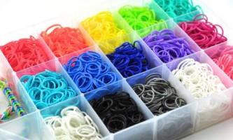 Відео уроки rainbow loom bands