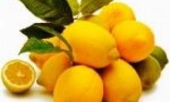 Чи можливо схуднення за допомогою лимона?