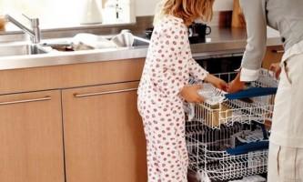 Вбудовувані посудомийні машини в інтер`єрі сучасної кухні
