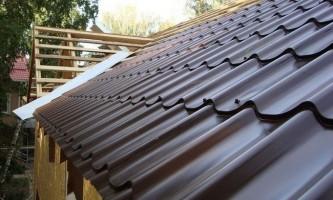 Вибір металочерепиці для даху