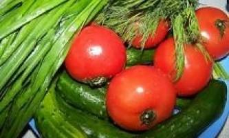 Вирощування і консервація овочів зі збереженням вітамінів і мінералів - вітаміни на ваш сад