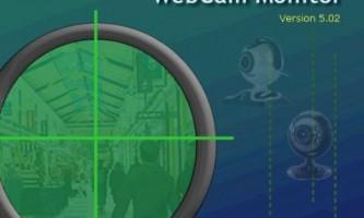 Webcam monitor - утиліта для відеоспостереження