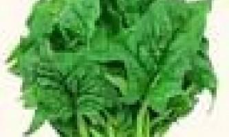 Зелені маски зі шпинату