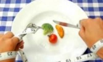 Жорстка дієта