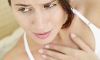 Печіння в грудях: основні причини. Чому з`являється печіння в грудині?