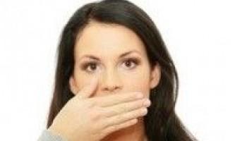Печіння в роті